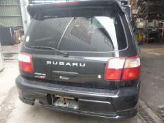Решетка под лобовое стекло Subaru Forester SF5 Фото 5