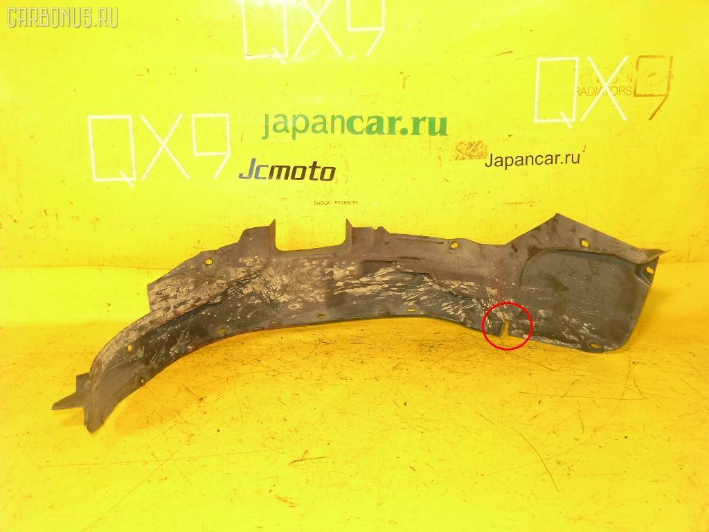 Подкрылок MITSUBISHI PAJERO MINI H56A 4A30-T Фото 1