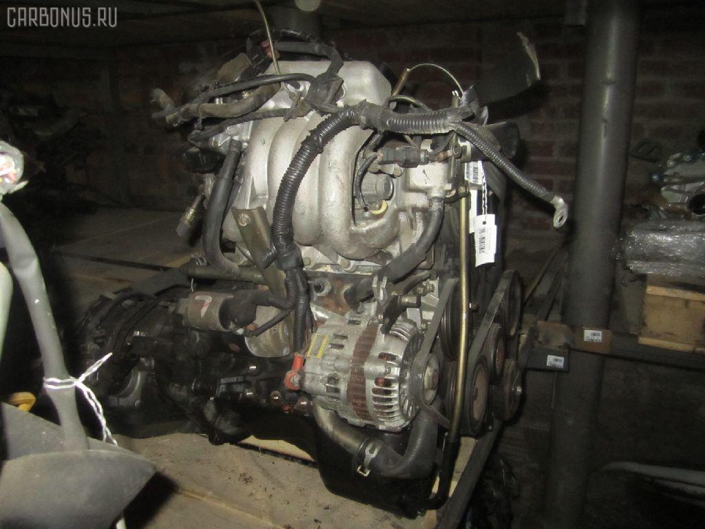 Двигатель MITSUBISHI PAJERO MINI H56A 4A30T. Фото 9