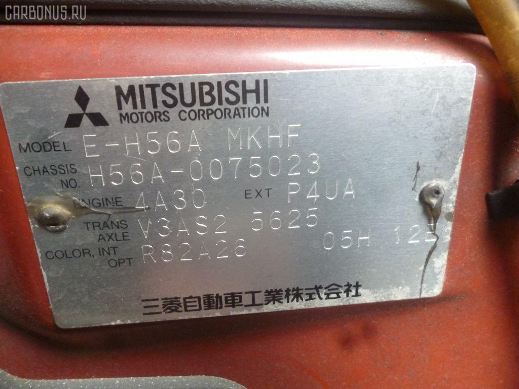 Шланг кондиционера MITSUBISHI PAJERO MINI H56A 4A30-T Фото 2