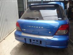 Решетка радиатора Subaru Impreza wagon GG9 Фото 4