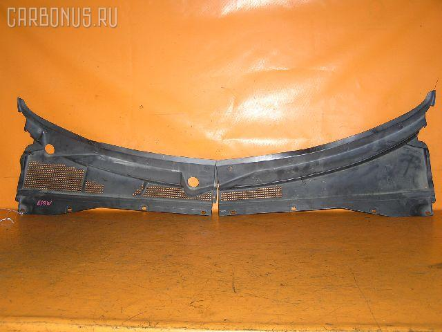 Решетка под лобовое стекло MAZDA TRIBUTE EPFW Фото 1