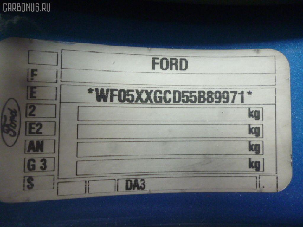 Педаль подачи топлива FORD FOCUS II WF0AOD AODB Фото 3