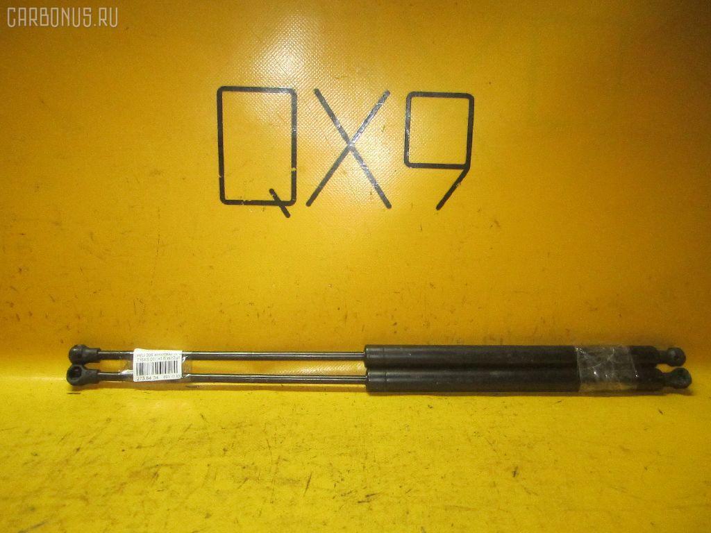 Амортизатор двери PEUGEOT 206 2HNFU Фото 1