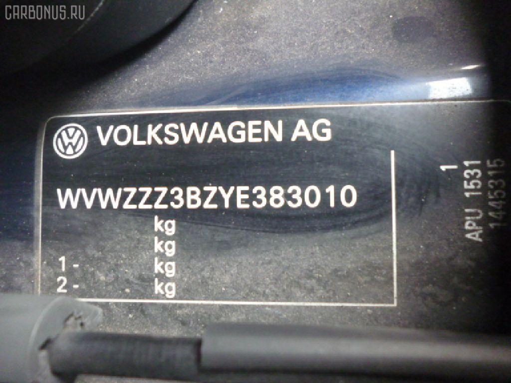 Главный тормозной цилиндр VOLKSWAGEN PASSAT VARIANT 3BAPU APU Фото 4