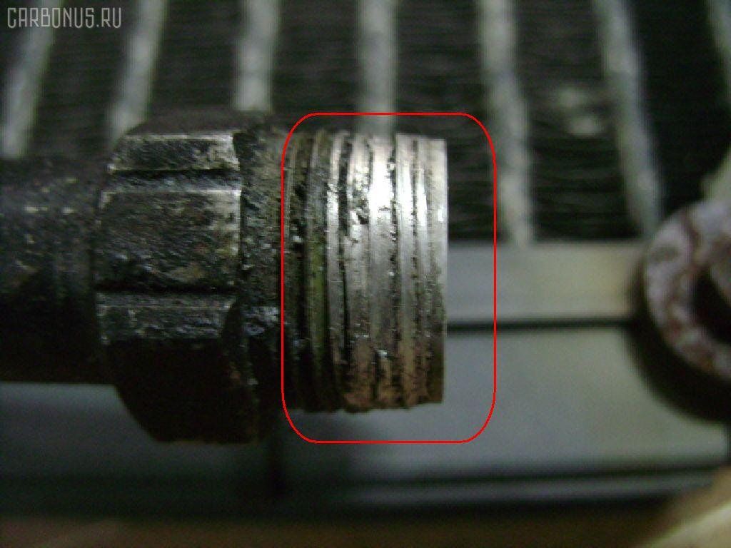 Радиатор кондиционера TOYOTA CARINA AT212 5A-FE Фото 2