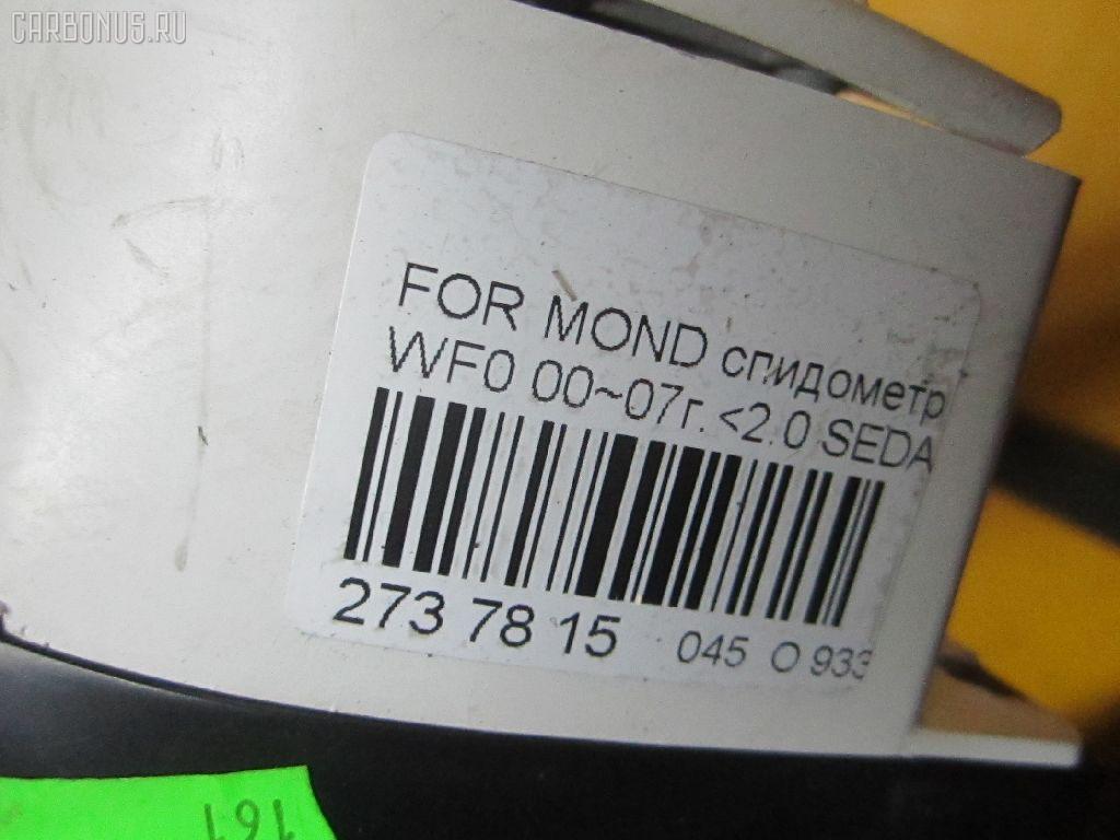 Спидометр FORD MONDEO III WF0LCB LCBD.