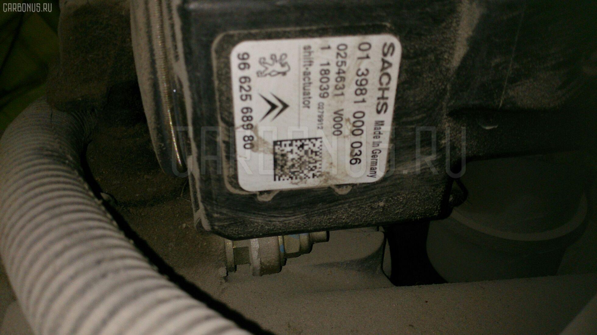 КПП механическая PEUGEOT 1007 KMNFU NFU-TU5JP4 Фото 1