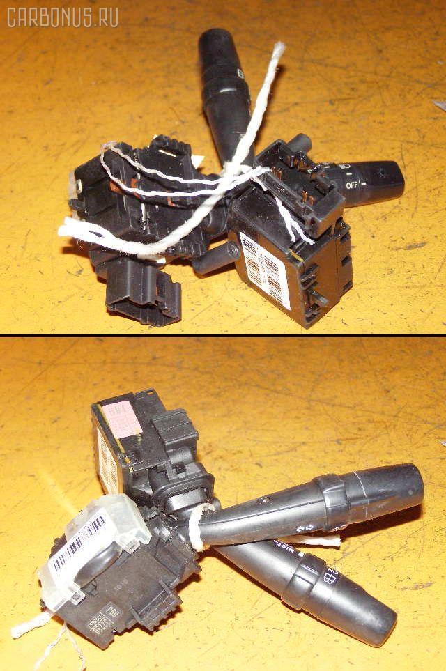Переключатель поворотов TOYOTA IPSUM ACM26W. Фото 1