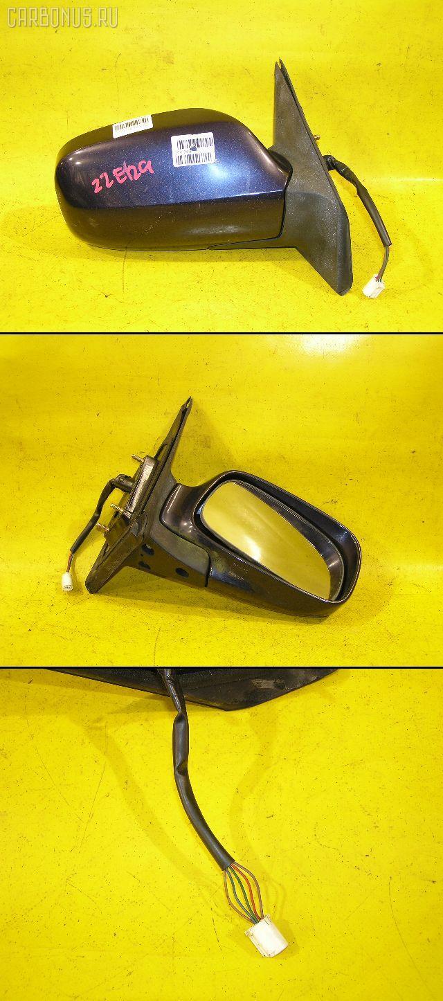 Зеркало двери боковой TOYOTA WILL VS ZZE129 Фото 1