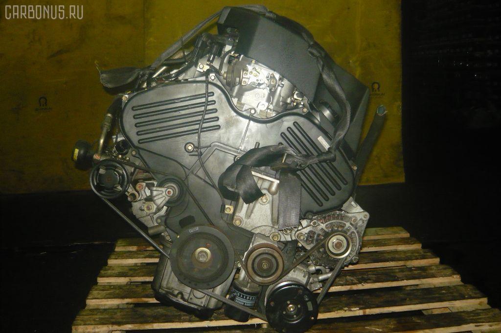 Двигатель MITSUBISHI CHARIOT GRANDIS N86W 6G72. Фото 2
