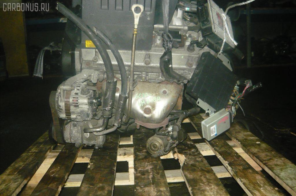 Двигатель MITSUBISHI CHARIOT GRANDIS N86W 6G72. Фото 4