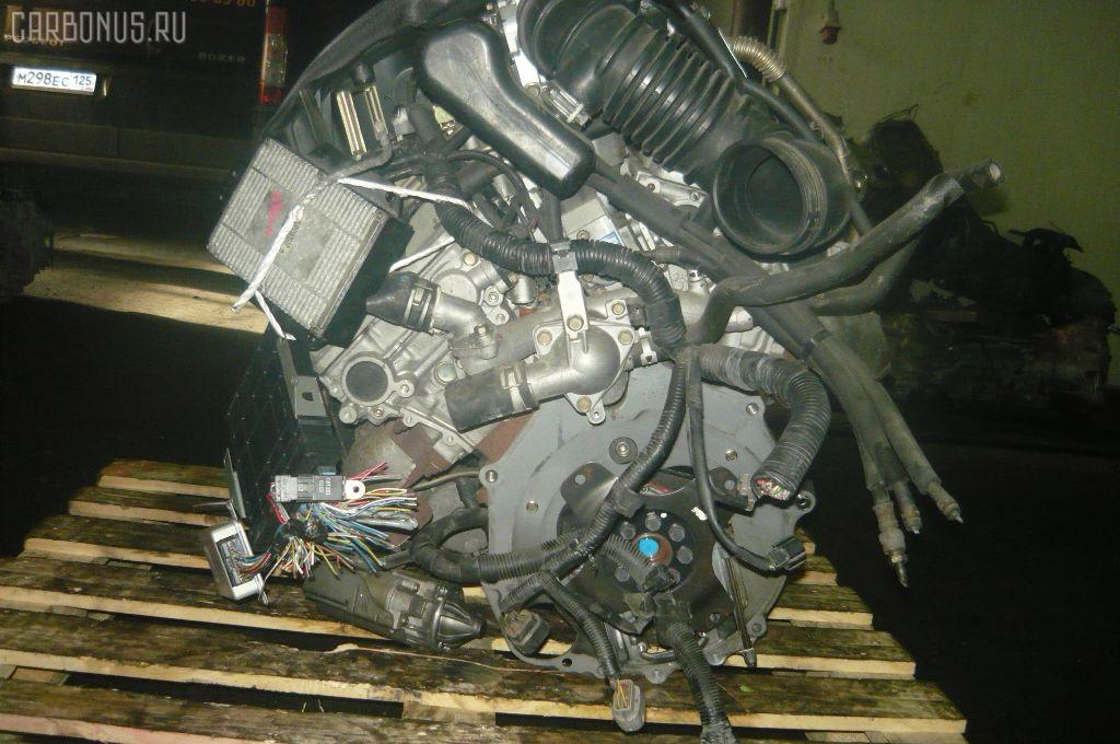 Двигатель MITSUBISHI CHARIOT GRANDIS N86W 6G72. Фото 5