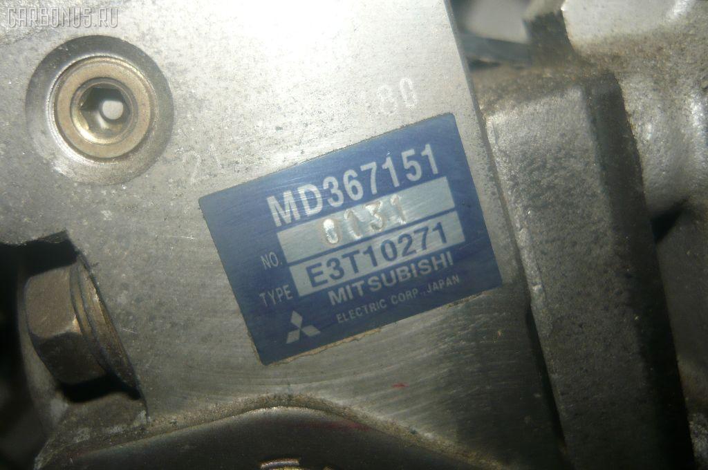 Двигатель MITSUBISHI CHARIOT GRANDIS N86W 6G72. Фото 6