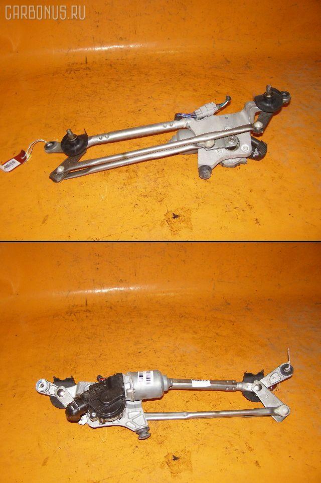 Мотор привода дворников TOYOTA COROLLA FIELDER NZE141G Фото 1