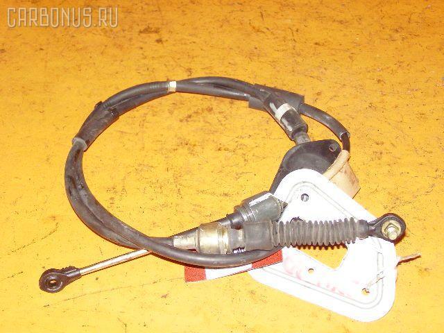 Тросик на коробку передач TOYOTA HARRIER SXU10W 5S-FE. Фото 1