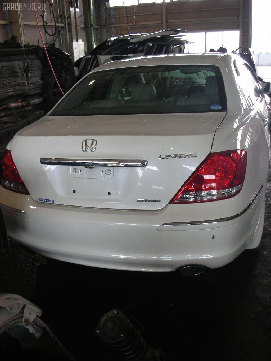Глушитель HONDA LEGEND KB1 J35A Фото 3