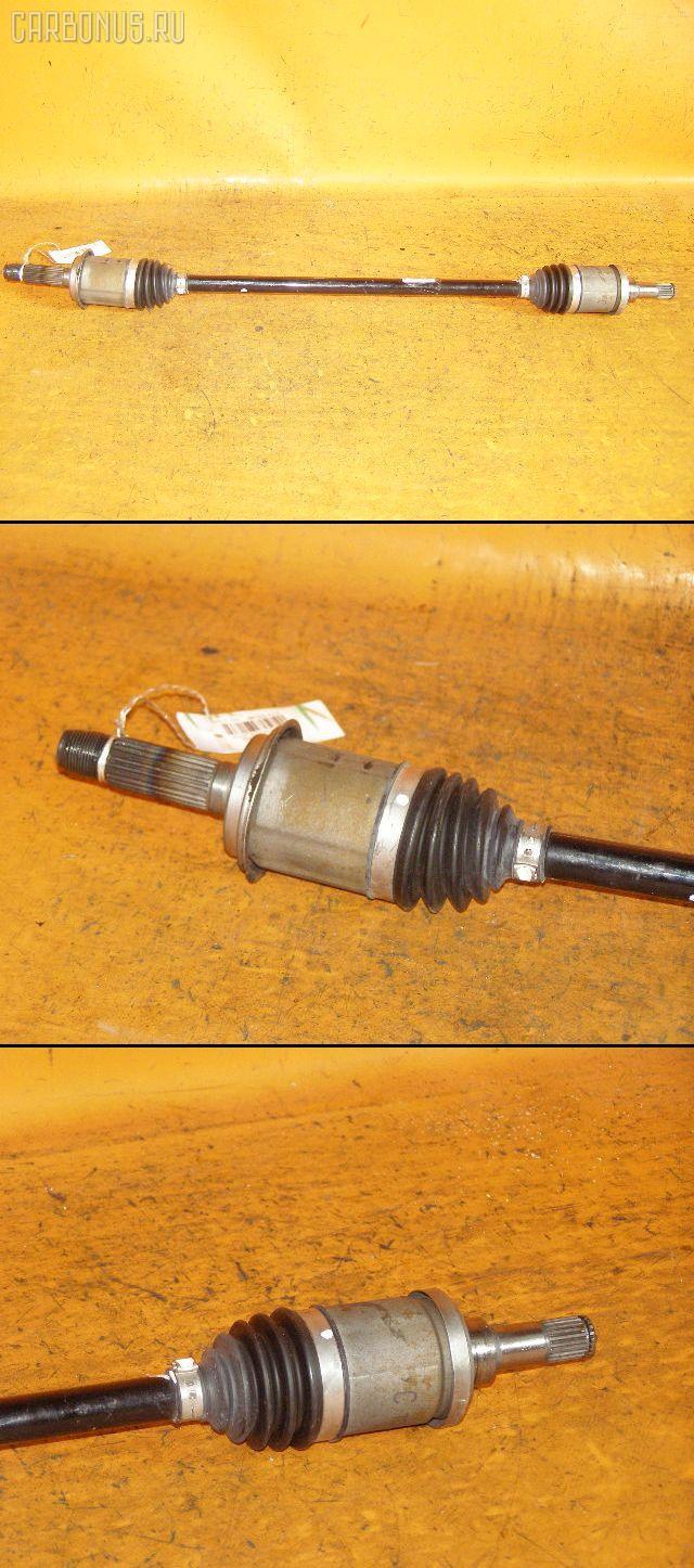 Привод HONDA CR-V RM4 K24A