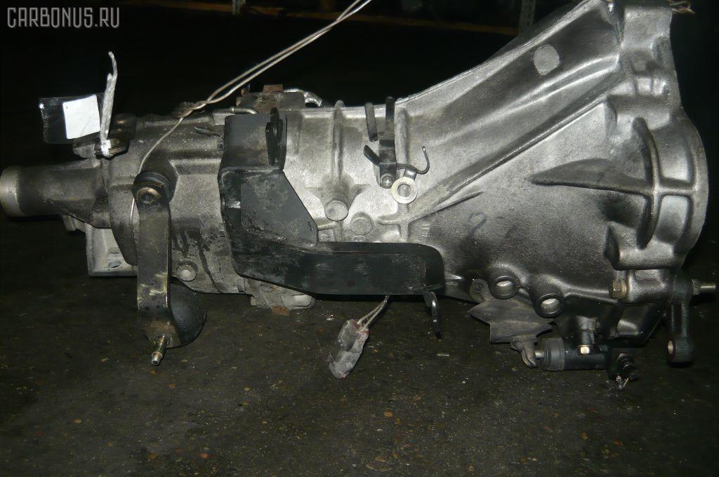 КПП механическая Nissan Atlas H2F23 KA20
