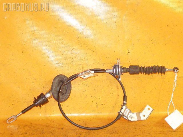 Тросик на коробку передач Honda Airwave GJ1 L15A Фото 1