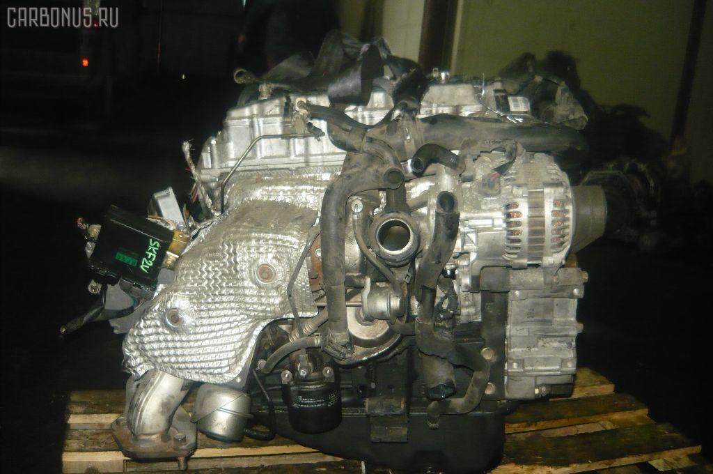 Двигатель MAZDA BONGO SKF2V RF-T. Фото 5