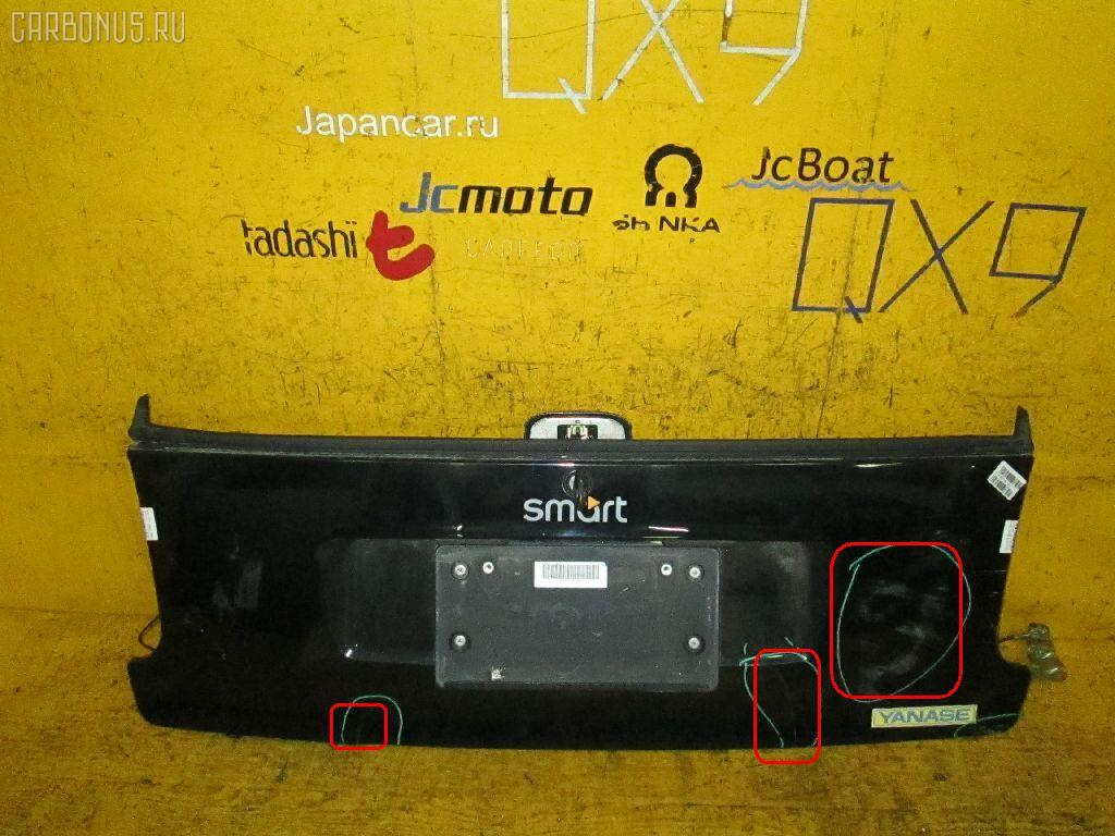 Дверь задняя SMART CITY COUPE W450.343 Фото 1