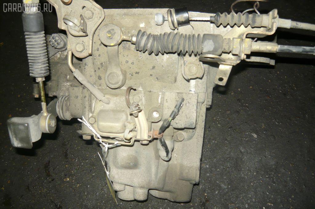 КПП механическая HONDA ACTY VAN HH1 E07Z Фото 3