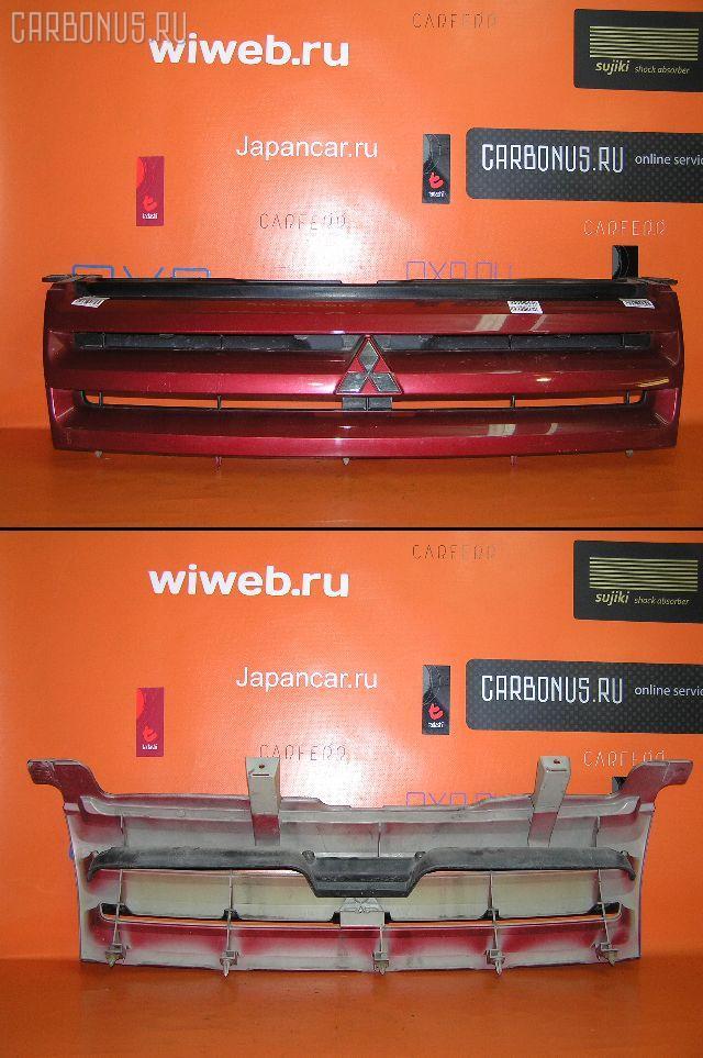 Решетка радиатора MITSUBISHI MIRAGE DINGO CQ2A. Фото 4