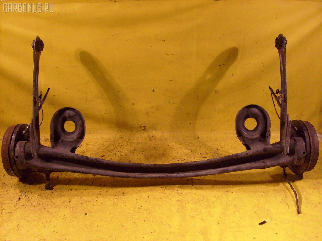 Балка подвески Mazda Mpv LW5W GY Фото 1
