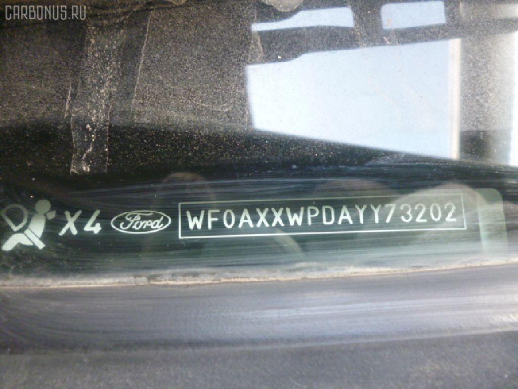 Радиатор печки FORD FOCUS WF0EDD EDDB Фото 3
