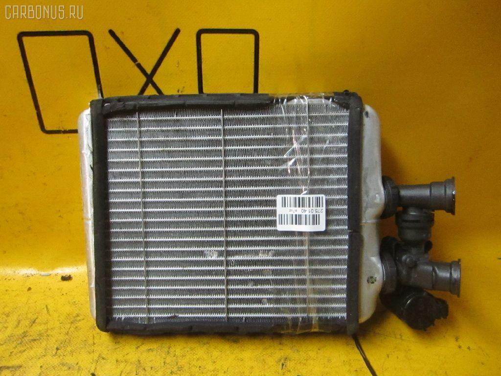 Радиатор печки OPEL ASTRA G XK180 X18XE1 Фото 2.