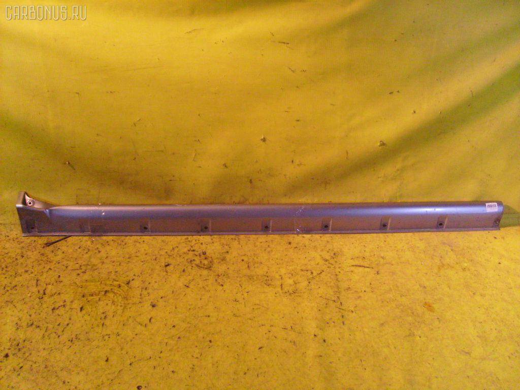 Порог кузова пластиковый ( обвес ) TOYOTA HILUX SURF RZN185 Фото 2