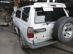 Порог кузова пластиковый ( обвес ) Toyota Hilux surf RZN185 Фото 8