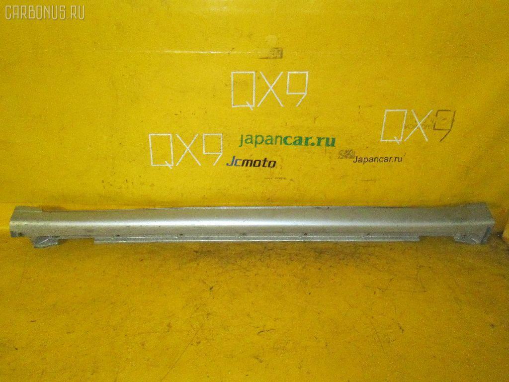Порог кузова пластиковый ( обвес ) TOYOTA WINDOM MCV30 Фото 1