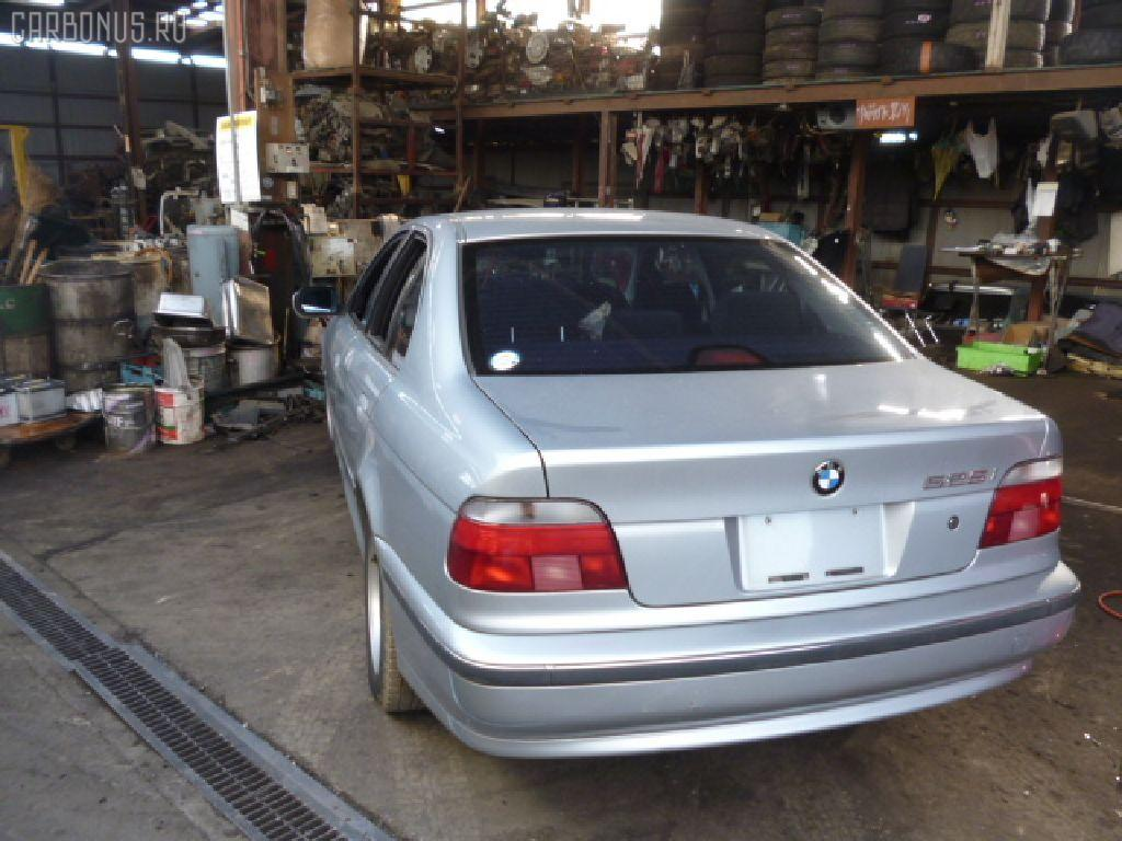 Чехол на ручку КПП BMW 5-SERIES E39-DD42 1996.11 51168186999 2WD 4D Фото 6