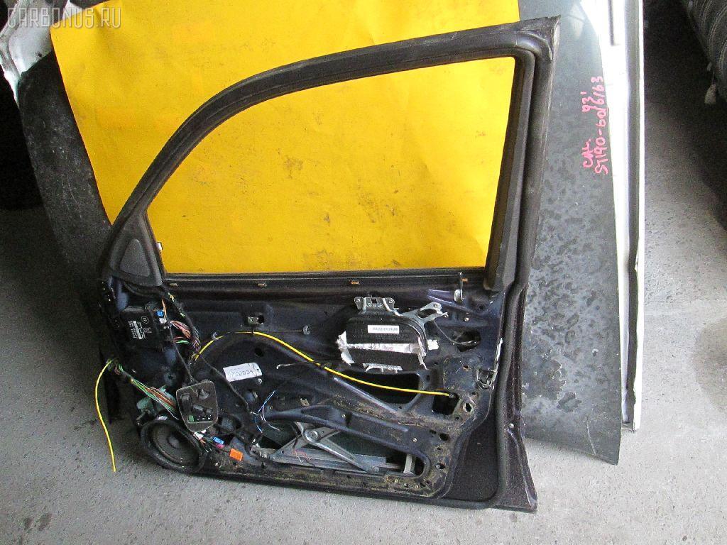Дверь боковая MERCEDES-BENZ E-CLASS W210.065. Фото 2