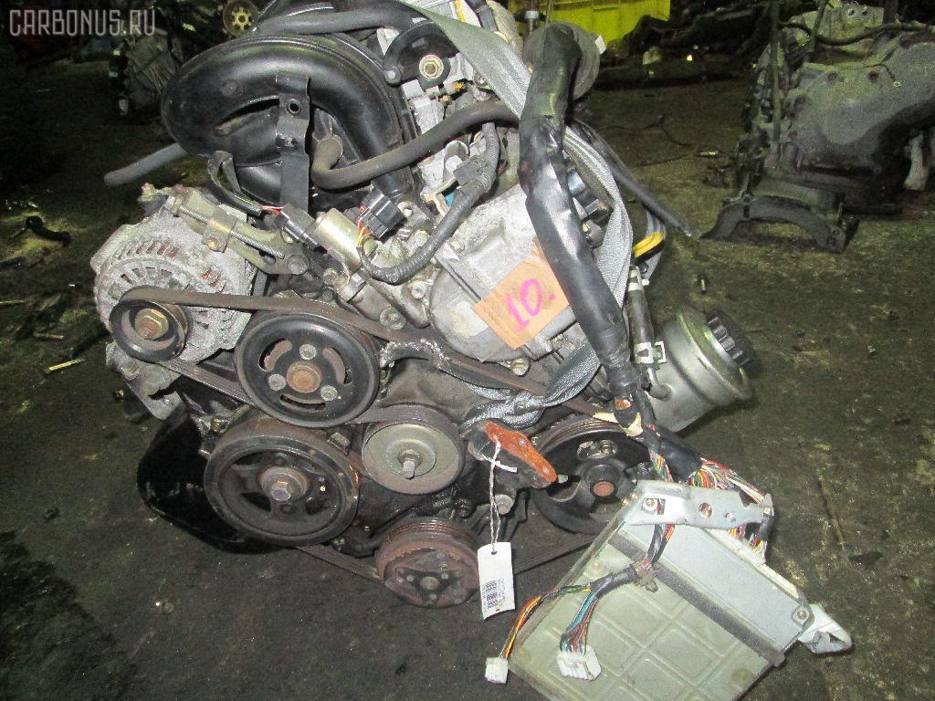 Toyota vitz двигатели