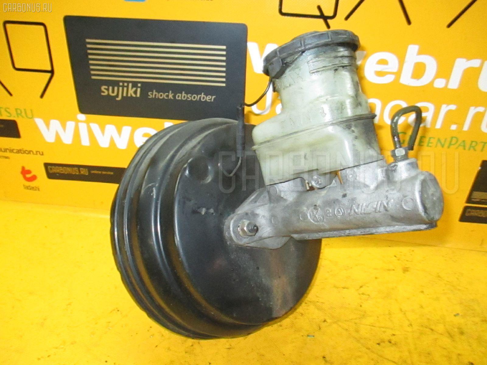 Главный тормозной цилиндр SUBARU IMPREZA WAGON GG2 EJ15. Фото 5