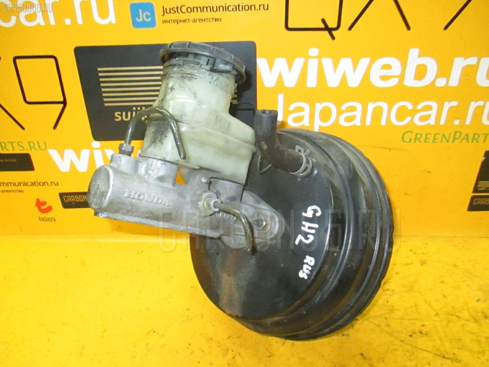 Главный тормозной цилиндр SUBARU IMPREZA WAGON GG2 EJ15. Фото 6