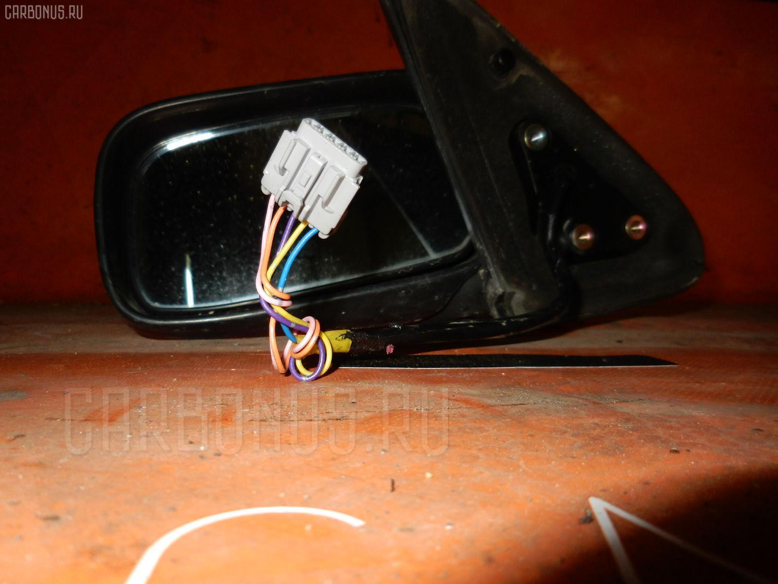 Зеркало двери боковой NISSAN PRIMERA CAMINO WAGON WHP11. Фото 3