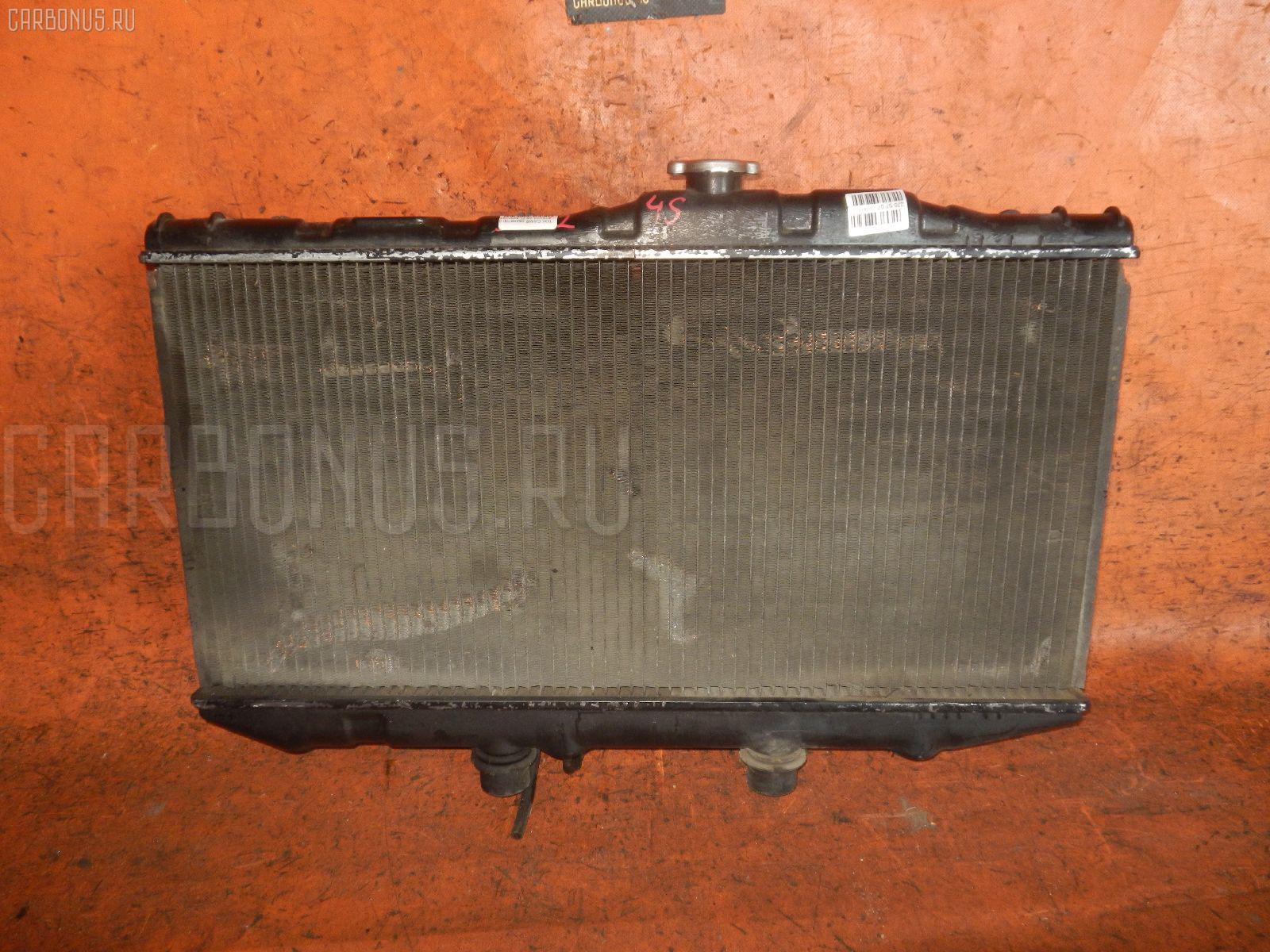 Радиатор ДВС TOYOTA CAMRY SV22 4S-FI Фото 1