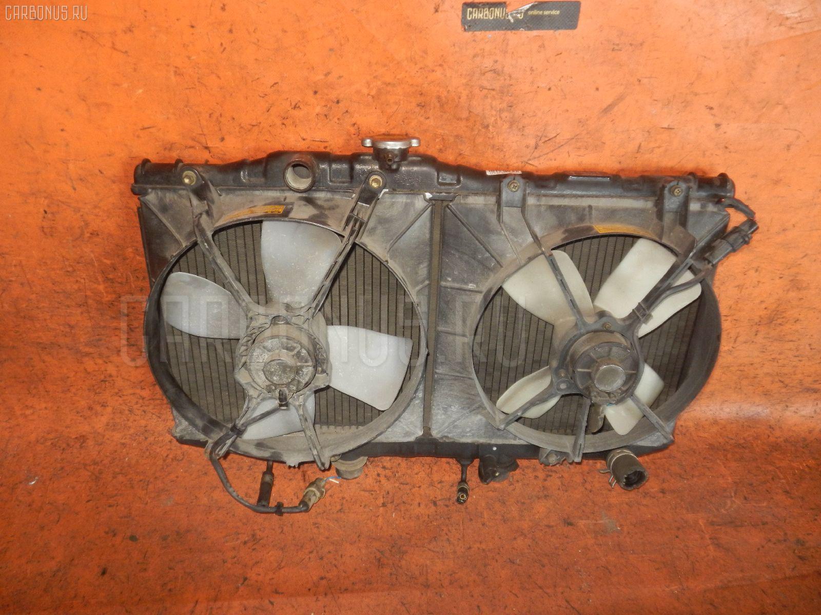 Радиатор ДВС TOYOTA CAMRY SV22 4S-FI Фото 4
