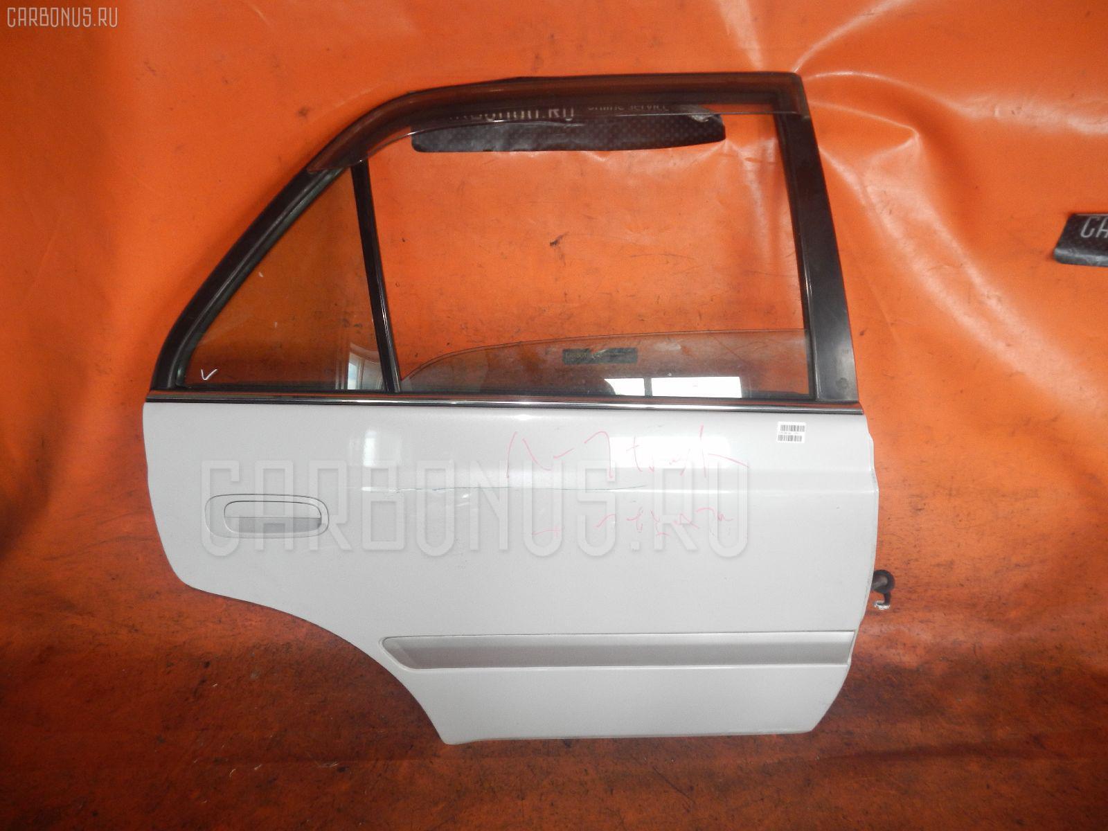 Дверь боковая TOYOTA CORONA PREMIO ST210. Фото 4