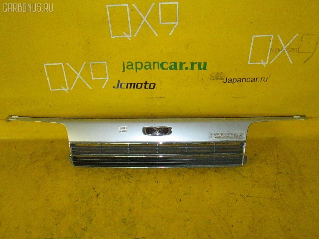 Решетка радиатора TOYOTA HIACE LH123V Фото 1