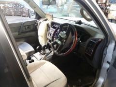 Решетка под лобовое стекло Mitsubishi Pajero V75W Фото 6