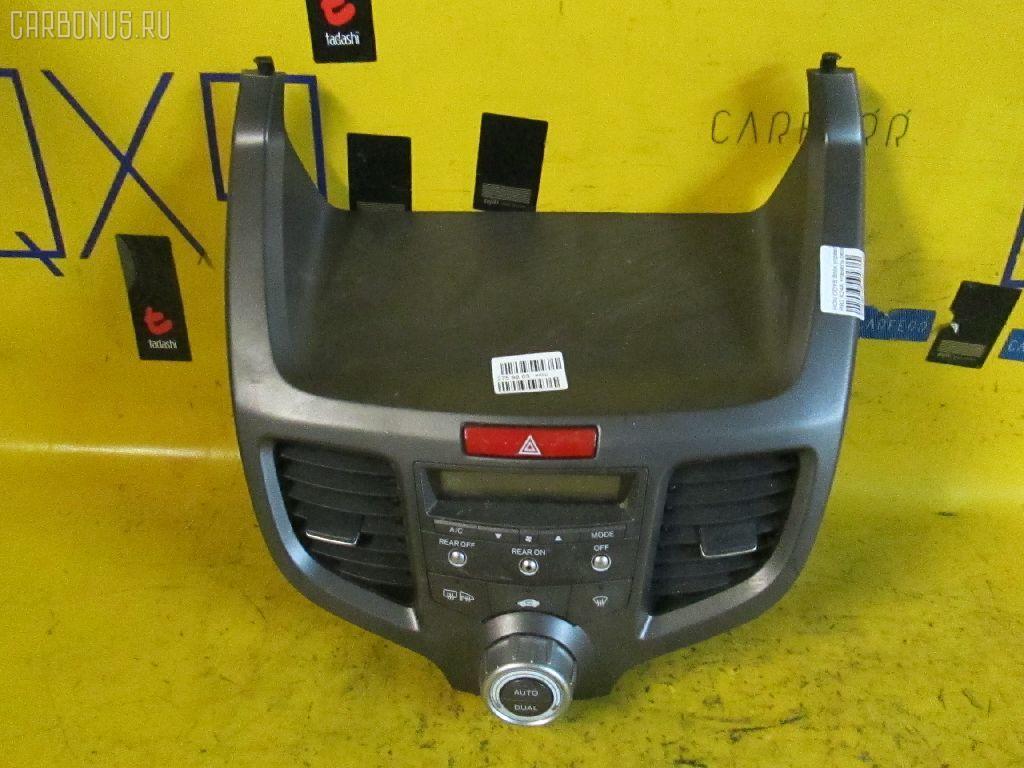 Блок управления климатконтроля HONDA ODYSSEY RB2 K24A. Фото 1