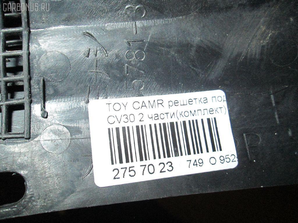 Решетка под лобовое стекло TOYOTA CAMRY CV30 Фото 8