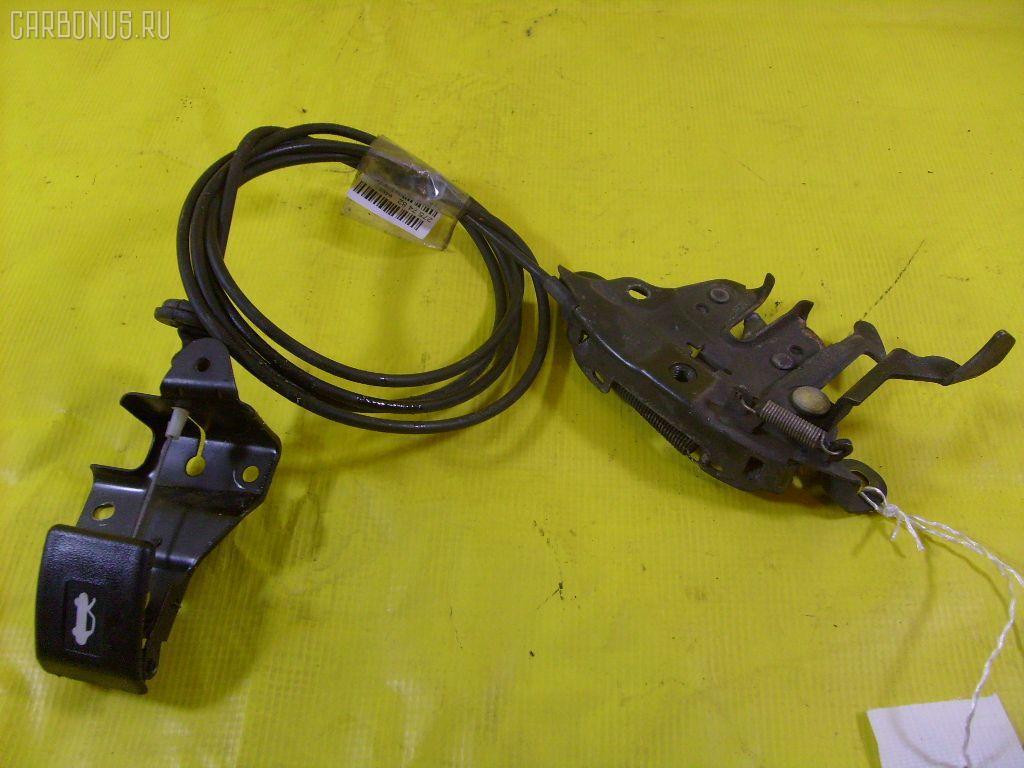 Тросик капота NISSAN X-TRAIL NT30 Фото 1