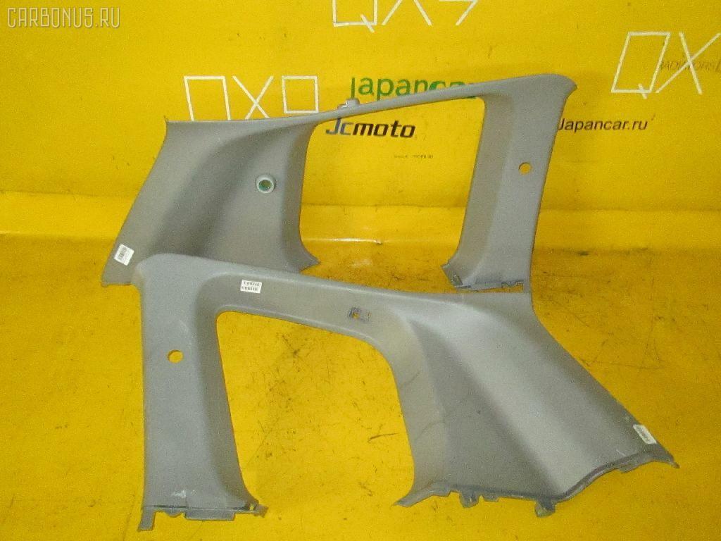 Обшивка багажника NISSAN X-TRAIL NT30. Фото 1