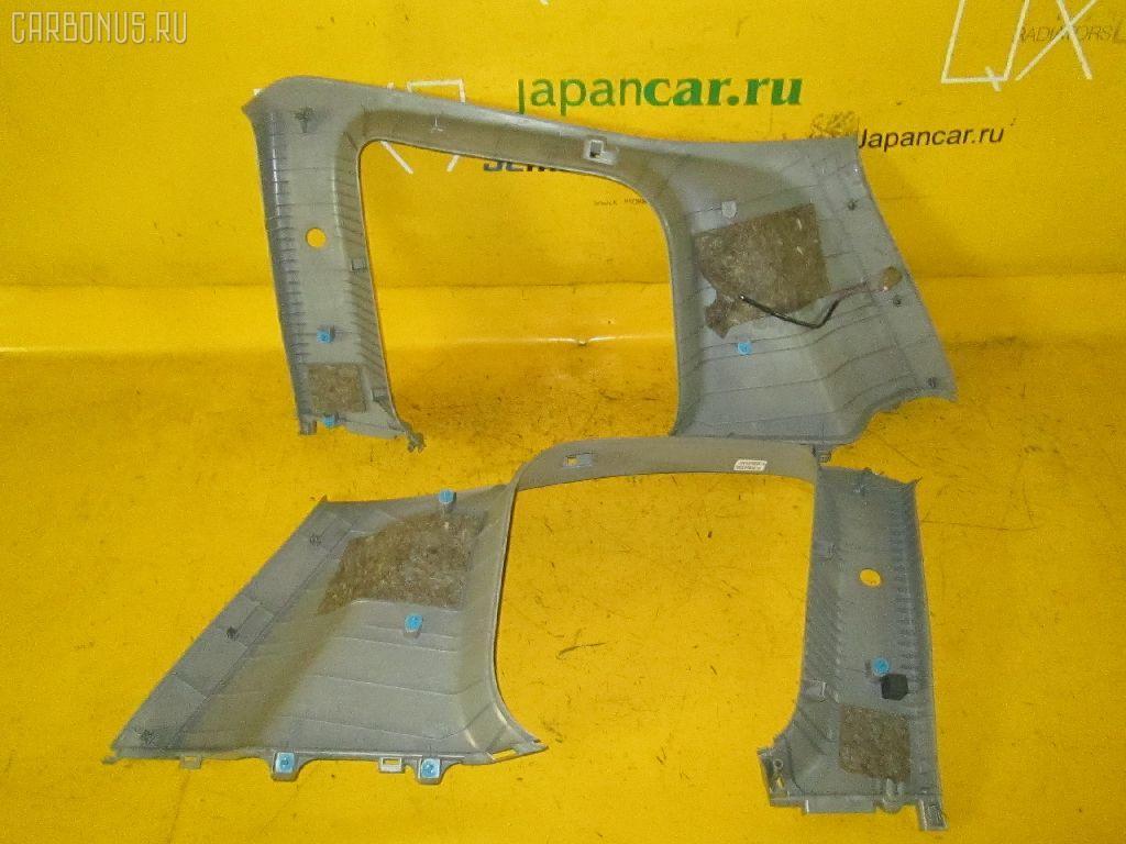 Обшивка багажника NISSAN X-TRAIL NT30. Фото 2